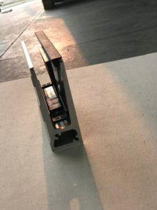 tochtstrip raamkozijn vervangen