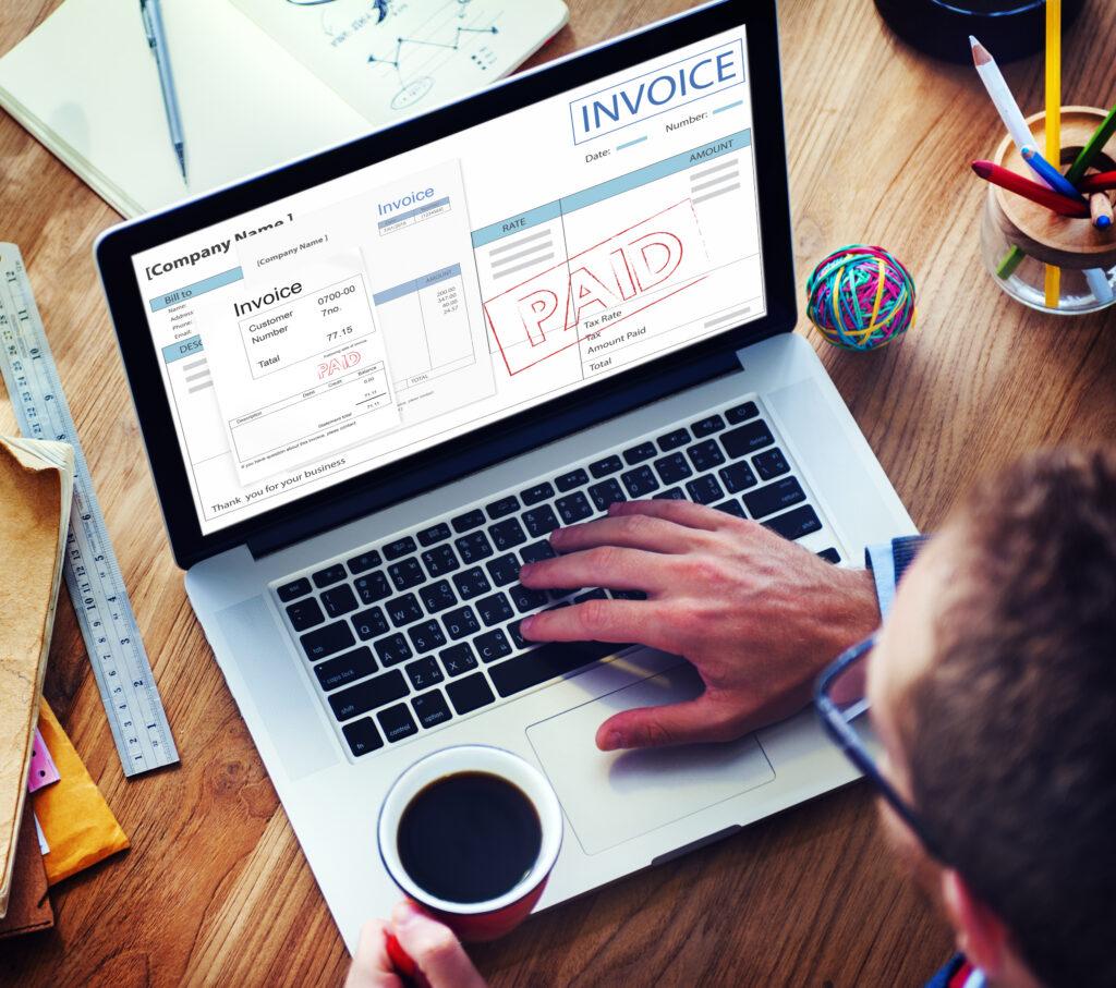 Online factuur maken